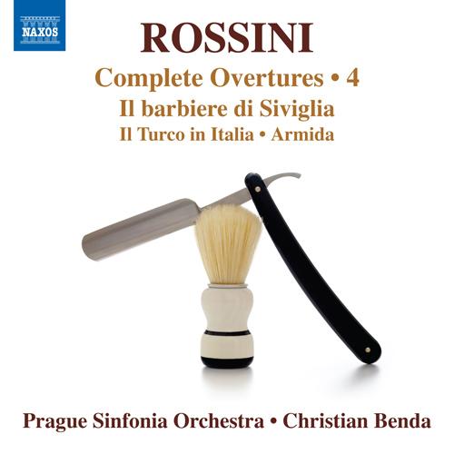 Rossini, G.: Overtures (Complete), Vol. 4 (Prague Sinfonia, Benda)
