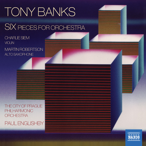 Banks, T.: SIX Pieces for Orchestra (City of Prague Philharmonic, Englishby)