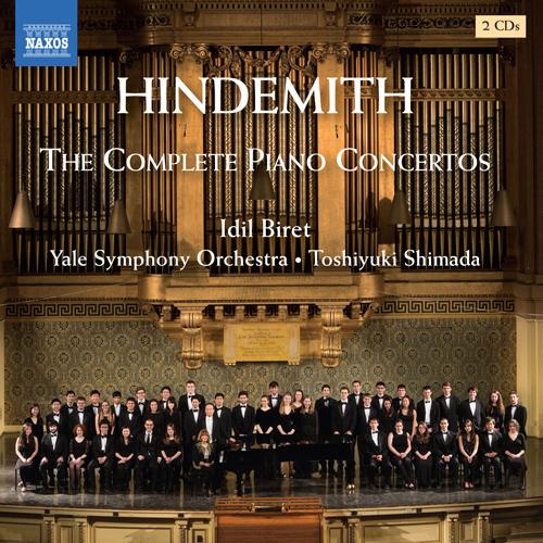 Hindemith, P.: Piano Concertos (Complete) (Biret, Yale Symphony, Toshiyuki Shimada)