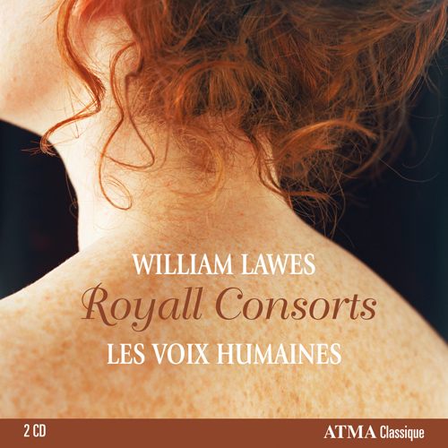 Lawes, W.: Royall Consorts (Les Voix Humaines)