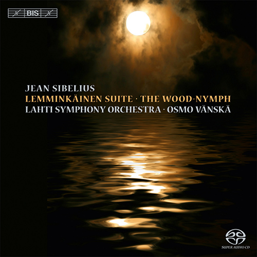 Sibelius, J.: Lemmink�inen Suite / The Wood Nymph (Lahti Symphony, V�nsk�)