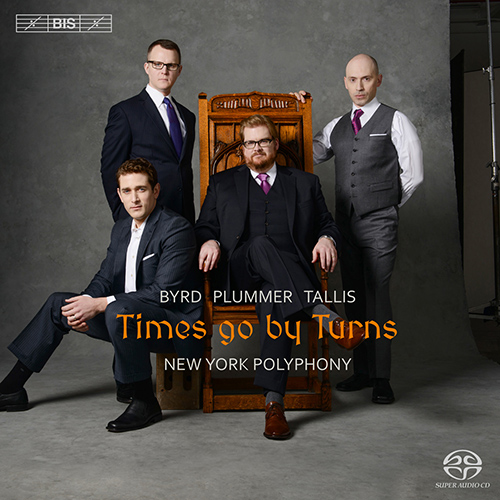Byrd, W.: Mass a 4 / Plummer, J.: Missa Sine nomine / Tallis, T.: Mass for 4 Voices (Times Go by Turns) (New York Polyphony)