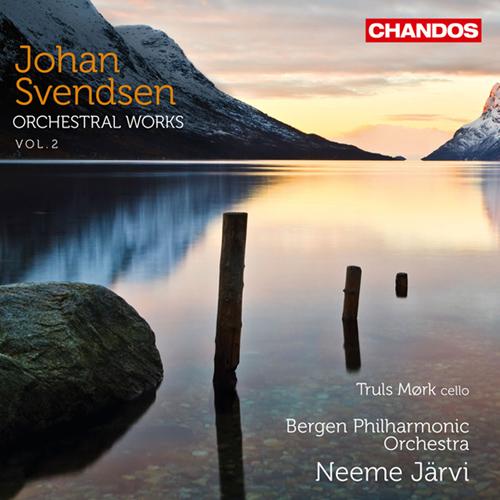 Svendsen, J.: Orchestral Works, Vol. 2 (Bergen Philharmonic, N. Jarvi)