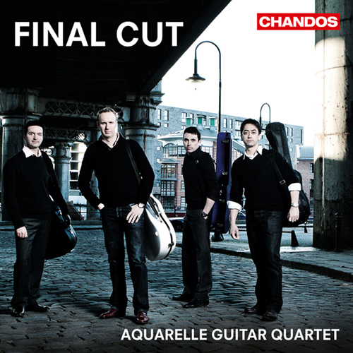 Guitar Quartet Recital: Aquarelle Guitar Quartet - Goldenthal, E. / Horner, J. / Williams, J. / Nyman, M. (Final Cut: Film Music for 4 Guitars)