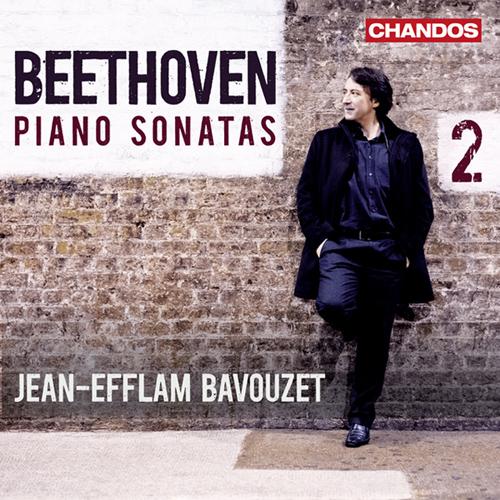 Beethoven, L. van: Piano Sonatas, Vol. 2 (Bavouzet)