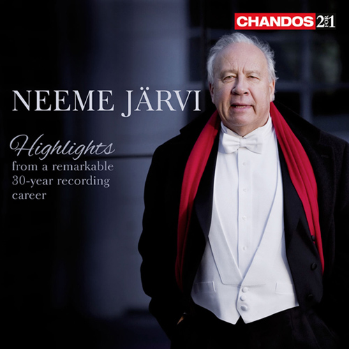 Neemi Jarvi - Highlights from a Remarkable 30-Year Recording Career