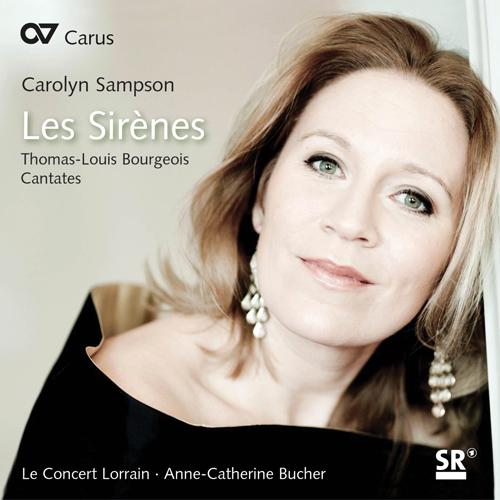 Bourgeois, T.-L.: Sirenes (Les) / Boree / Zephire et Flore / Hippomene / Psiche (Sampson)