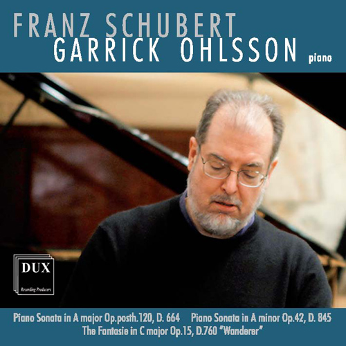 Schubert, F.: Piano Sonatas Nos. 13 and 16, D. 664 and 845 / Wanderer Fantasy (Ohlsson)
