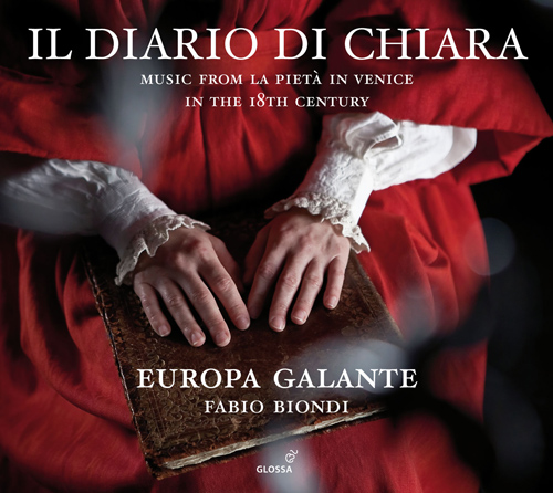 Diario Di Chiara (IL) - Music from La Piet� in Venice in the 18th century (Europa Galante, Biondi)