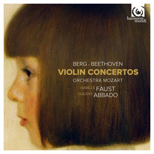 Berg, A.: Violin Concerto / Beethoven, L. van: Violin Concerto (I. Faust, Orchestra Mozart, Abbado)