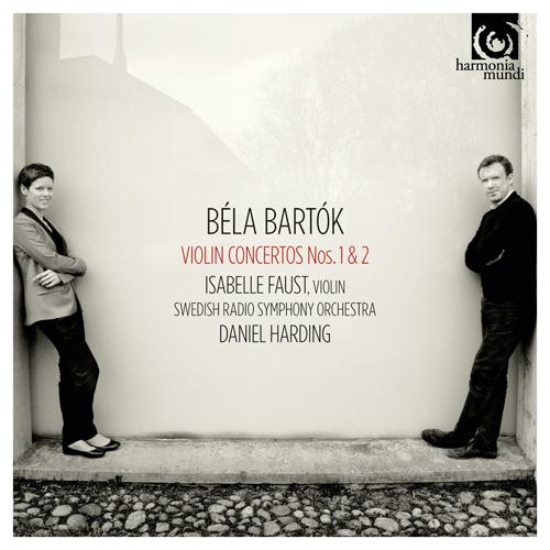 Bartok, B.: Violin Concertos Nos. 1 and 2 (Faust, Swedish Radio Symphony, Harding)