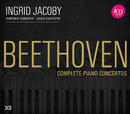 Beethoven, L. van: Piano Concertos (Complete) (Jacoby) (3-CD Box Set)