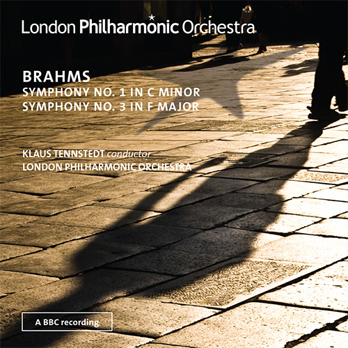 Brahms, J.: Symphonies Nos. 1 and 3 (London Philharmonic, Tennstedt)
