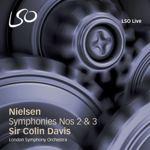 Nielsen, C.: Symphonies Nos. 2, 'The 4 Temperaments', and 3, 'Sinfonia espansiva' (Hall, Farnsworth, London Symphony, Colin Davis)