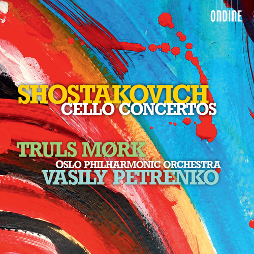 Shostakovich, D.: Cello Concertos Nos. 1 and 2 (T. M�rk, Oslo Philharmonic, V. Petrenko)