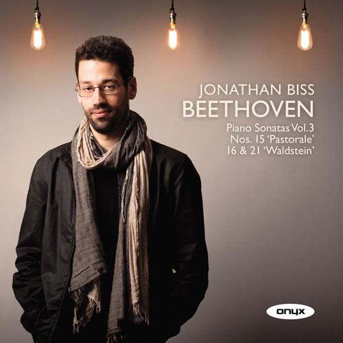 Beethoven, L. van: Piano Sonatas, Vol. 3 (Biss) - Nos. 15, 'Pastoral', 16 and 21, 'Waldstein'