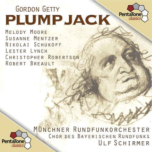 Getty, Gordon: Plump Jack (Schirmer)