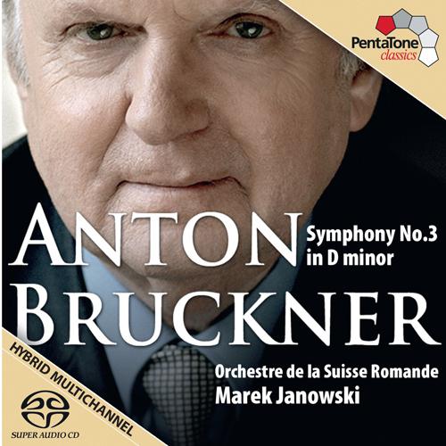 Bruckner, A.: Symphony No. 3 (Swiss Romande Orchestra, M. Janowski)