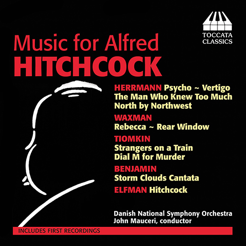 Orchestral Music - Herrmann, B. / Waxman, F. / Benjamin, A. / Elfman, D. (Music for Alfred Hitchcock) (Danish National Symphony, Mauceri)