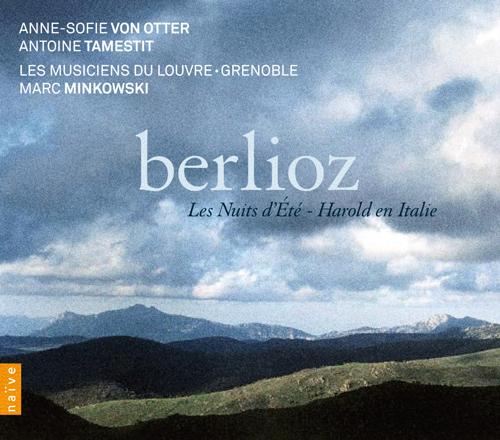 Berlioz, H.: Nuits d'ete (Les) / Harold en Italie (Von Otter, Tamestit, Les Musiciens du Louvre, Minkowski)