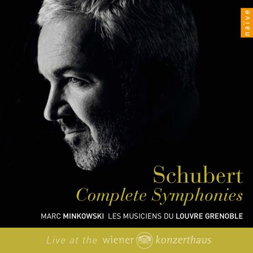 Schubert, F.: Symphonies (Complete) (Les Musiciens du Louvre, Minkowski)