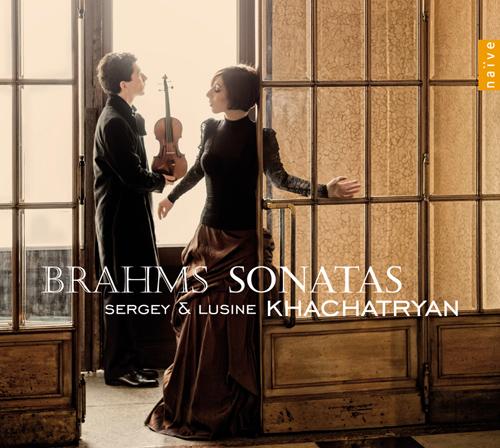 Brahms, J.: Violin Sonatas Nos. 1-3 (S. and L. Khachatryan)