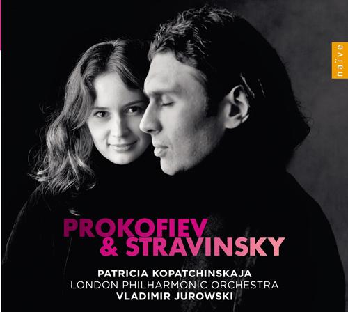Stravinsky, I.: Violin Concerto / Prokofiev, S.: Violin Concerto No. 2 (Kopatchinskaja, London Philharmonic, V. Jurowski)